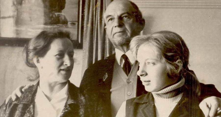 Фото: Семейный архив Евгении Шашевой