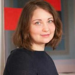 Author-Anastasia Chukovskaya