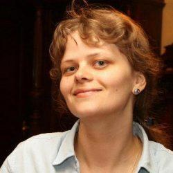 Author-Anastasia Kirilenko